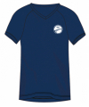Girls Function-Sportshirt, shortsleeve, v-neck